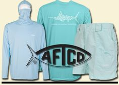 AFTCO Fishing Clothing - New Brand! - Pack and Paddle