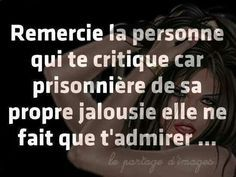 Words Quotes, Sayings, Quote Citation, French Quotes, Think, Positive Attitude, Powerful Words, Motivation Inspiration, Cool Words