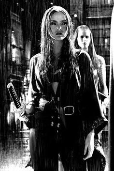 Image result for sin city characters miho