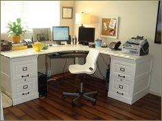 white-wood-file-cabinet-desk.jpg (1614×1214)