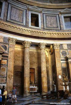 Great Buildings Image - Pantheon