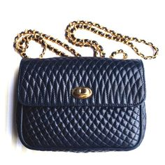 BALLY Flap Closure Crossbody Bag. #bally #bags #shoulder bags ... : bally quilted bag - Adamdwight.com