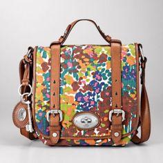 FOSSIL Handbag Silhouettes Crossbody:Handbag Silhouettes Maddox Organizer Flap ZB4738
