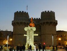 Tá indo pra onde?: Las Fallas de Valencia - o mais novo Patrimônio Imaterial da UNESCO na Espanha!