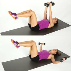 Get Ripped Fast! Best Arm Exercises With Weights | POPSUGAR Fitness UK