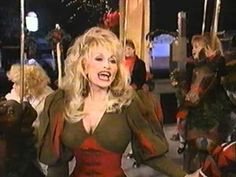 """Dolly Parton """"Home For Christmas"""" Special 1990 (Pt3)"""