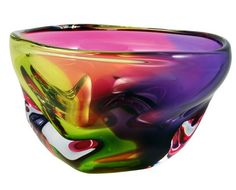 Guava Bowl – Fusion Art Glass Online Store