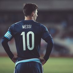 10 days to go.  @leomessi and @afaseleccion are getting ready for #Copa100. Gear up with all Copa jerseys available now at SOCCER.COM/Copa2016 #soccerdotcom