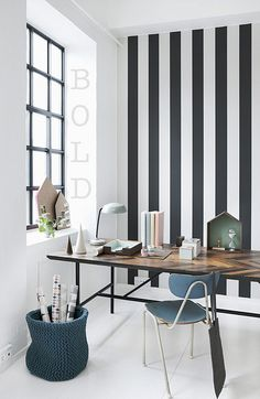 @Barb Iverson .....you inspired me...I want stripes in my house...loving the charlcoal stripes!