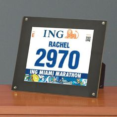 BibDISPLAY - Runners Race Bib Frame ** You can get additional details at the image link.
