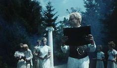 7. kép: A narcisztikus-szolipszista művész (<em>Nárcisz és Psyché</em>. Bódy Gábor, 1980) Film Director, Filmmaking, Emo, Painting, Cinema, Painting Art, Emo Style, Paintings, Painted Canvas