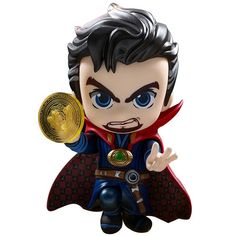 Disney Marvel Avengers Doctor Strange Eye Of Agamotto Time Stone Metal Action Figure Anime Collection Figurine Toy Model Excellent Quality Toys & Hobbies