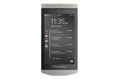 Un BlackBerry Z10 de luxe avec Porsche Design - P'9982: le BlackBerry revu et corrigé par Porsche Design