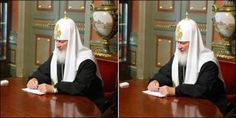 El reloj de 23.000 euros que escapó al Photoshop de la Iglesia Ortodoxa rusa. Una fotografía del Patriarca Kirill I con un reloj de la marca Breguet ha creado una gran polémica.