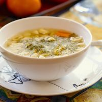 Italian wedding soup without meat