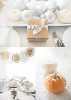 white halloween