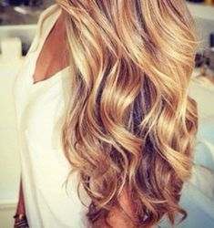 perfect waves love her hair hair My Hairstyle, Pretty Hairstyles, Hairstyle Ideas, Looks Style, Looks Cool, Babyliss Curl Secret, Tips Belleza, Free Hair, Ombre Hair
