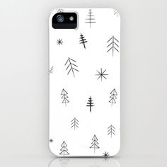 This Xmas tree phone case is perfect for the holidays.