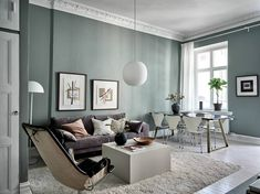 Be inspired by the New Nordic Interior Trend, the Scandinavian Style which is the top style On Trend Now for interiors and design Scandinavian Style, Nordic Style, New Nordic, Nordic Living, Scandinavian Interior Design, Boys Room Decor, Design Studio, Colorful Interiors, Living Room