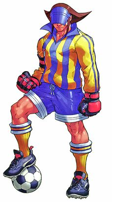 Roberto Miura - Rival Schools; member of Gorin High's soccer team. Though he is quarter-Brazilian, his nationality is Japanese. As part Brazilian, he possesses a cool & shy side. Most of the time, he's a quiet loner. Nonetheless, he will not abandon anyone who is in need of help. Outside the soccer field, he's a cool guy, but becomes hot-blooded when inside it.