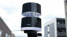 Accessories for the Netatmo Weather Station:超音波センサーで風速と風向を計測する「Netatmo ウェザーステーション 風速計」 - GIGAZINE
