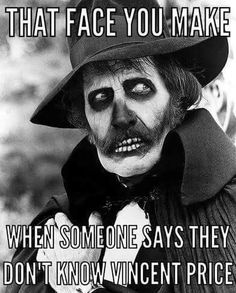and you ask then what rock have you been under yer whole life Horror Icons, Horror Films, Horror Art, Classic Horror Movies, Movie Memes, Marvel Films, Classic Monsters, Scary Movies, Awesome Movies