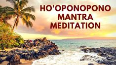 Listen to this Ho'oponopono Meditation, which repeats an ancient Hawaiian mantra consisting of four short statements that express repentance, forgiveness, gr. Prayer For Forgiveness, Prayers Of Gratitude, The Power Of Forgiveness, Prayers For Healing, Mantra Meditation, Healing Meditation, Guided Meditation, Hooponopono Mantra, Law Of Attraction Meditation