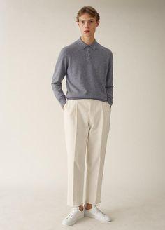 Minimal Outfit, Minimal Fashion, Japan Fashion, Mens Fashion, Look Man, Mens Trends, Denim Jacket Men, Street Wear, Menswear