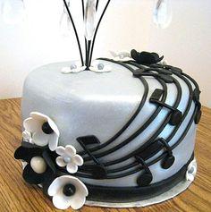 Music cake                                                       …