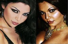 Everybody knows who Rakhi Sawant is  ( At least more people than who know  Harman Baweja). Description from indipepper.com. I searched for this on bing.com/images