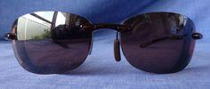 Maui Jim Sport MJ 913-10 RX Sunglasses, Frameless for Prescription or Plain Lens