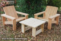 Douglas Armchair – Wood Structure Garden armchair – Source by sudisa Outdoor Wood Furniture, Outside Furniture, Pallet Furniture, Garden Furniture, Outdoor Curtains, Outdoor Chairs, Outdoor Decor, Pallet Patio, Diy Patio
