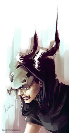 Monster!Carmilla