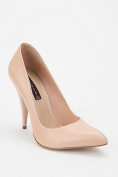 Steven By Steve Madden Alenah Leather Heel - Urban Outfitters