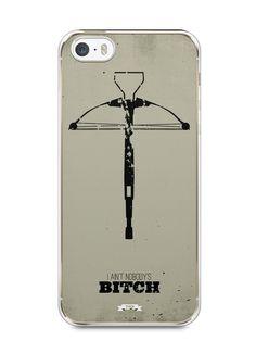 Capa Iphone 5/S The Walking Dead #4 - SmartCases - Acessórios para celulares e tablets :)