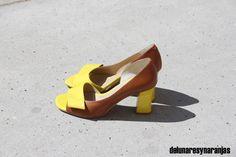Audley shoes