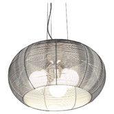 Found it at Wayfair.co.uk - Three Light Wire Dome Chandelier