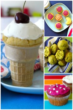 Let Them Eat Cake! 5 Healthier Cupcake Recipes for Birthday Parties! on Babble Voices
