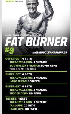 Fat burner 9