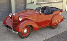 1939 American Bantam Speedster