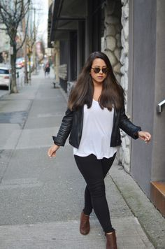 casual vancouver style, best vancouver fashion blog, alicia fashionista, style blog canada, curvy fashion blogger