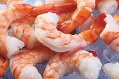 Chilled Shrimp Soup suitable for the Soft Solids stage of the bariatric post-op diet after weight loss surgery
