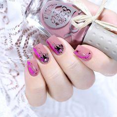 Foil Nail Art, Foil Nails, Chrome Powder, Best Gel Nail Polish, Foil Paper, Us Nails, Nail Stamping, Nail Stickers, Nail Manicure