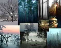 winter moodboard mywall desktop wallpaper