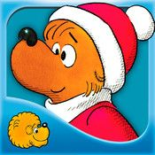 The Berenstain Bears' Christmas Tree Christmas Apps, Christmas Tree, Android Book, Berenstain Bears, Autism Awareness Month, Pbs Kids, Literacy Skills, New Words, Mobile Application