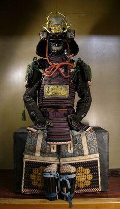 Японские костюмы самураев