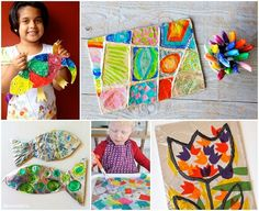 Gorgeous Fun Ideas to craft with Aluminum foil!