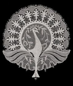 Bobbin lace from Hungary, Halas