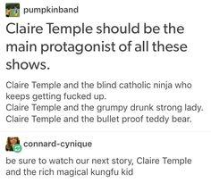 Claire Temple, Luke Cage, Power Man, Jessica Jones, jewel, Matt Murdock, daredevil, Danny Rand, iron fist, marvel, mcu, avengers, the defenders