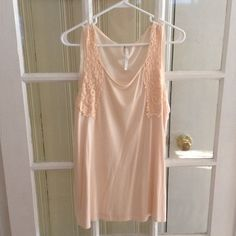 NWT Lauren Conrad Long Tank This is brand new with tags attached. 100% Rayon. Long length tank. Perfect pair for shorts or leggings. LC Lauren Conrad Tops Tank Tops